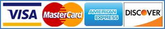 Visa MasterCard American Express Discover Card